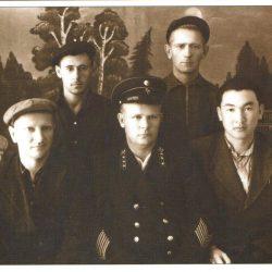 Ш.Есенов и В.И.Штифанов