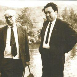 Котельников и Есенов
