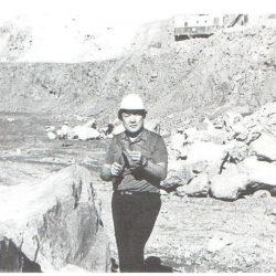 1976 г. Моун-Айз. Есенов в Австралии