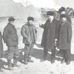 1974 г. Месторождение Кенкияк