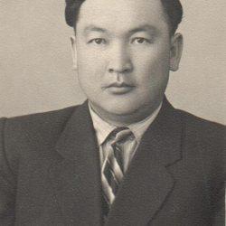 1959г. Жезказган. Старший инженер геолог