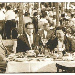 1959 год. Москва